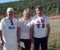 Murielle Ecolasse et Daniel Chayoux victorieux aux sélections nationales, Georges De Araujo quatrième!!!