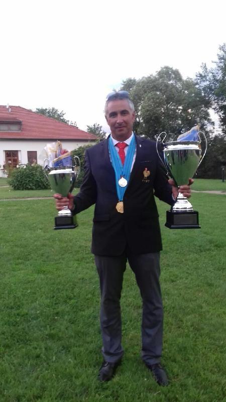 «Un Champion du monde à Val d'Izé»