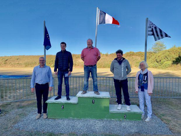 Stéphane Birette 187/200 vainqueur du 1er grand prix du «VAL d'IZE»