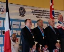 Ball trap Championnat du monde FU Grenade 2015