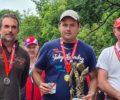 Championnat de Bretagne de parcours de chasse victoire d'Emilien ROULLAUD